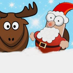 Bald kommt der Nikolaus