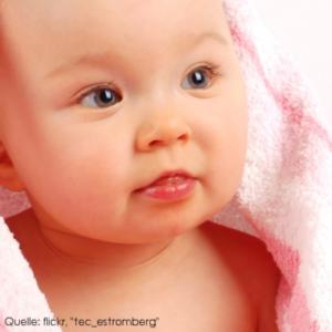 Neurodermitis bei Babys