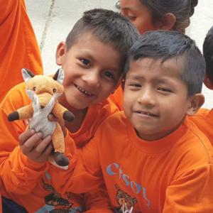 Cisol Suiza hilft Kindern in Ecuador