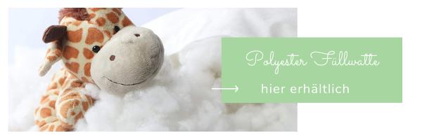 Polyester Füllwatte zum Stopfen von Kuscheltieren