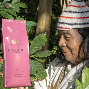 Hochland Kaffee aus Kolumbien - Kobi