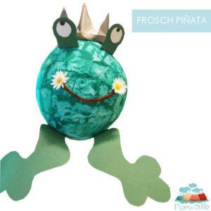 Pinata selber machen zum Kindergeburtstag (3)