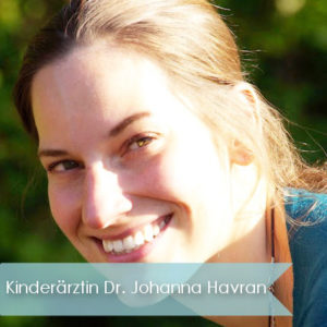 Expertin bei Mama Ocllo Babymode Dr. Johanna Havran Kinderärztin Blog