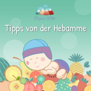 Hebammensprechstunde mit Nicola Herrmann Ernährung in der Stillzeit
