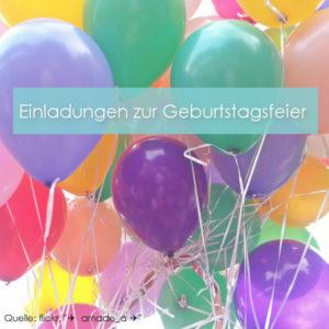 2017-05-18 Einladungen zur Geburtstagsfeier