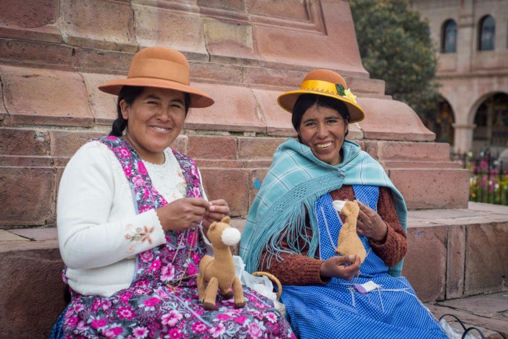 Peru Kuscheltiere Pferd und Einhorn aus Bio-Baumwolle (4)