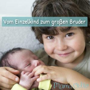 Mama Ocllo - Vom Einzelkind zum großen Bruder und die ersten Wochen zu viert Titel