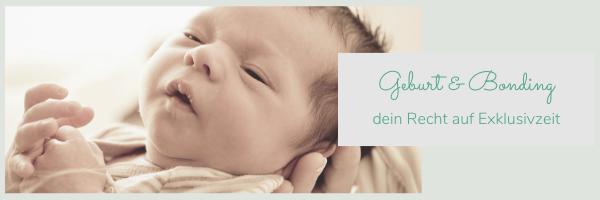 Geburt und Bonding_der richtige Geburtsort_nichtnurmama