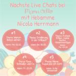 Hebammensprechstunde bei Mama Ocllo mit Nicola Herrmann