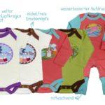 Mama Ocllo Babymode Babywäsche aus Bio Pima Baumwolle