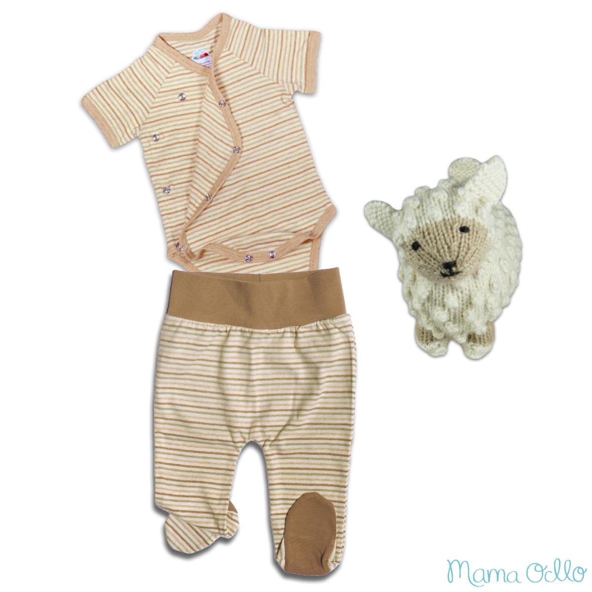 sale retailer 2dafb 80b6c Mama Ocllo - Erstlingsausstattung für Baby Mädchen Hose Body ...