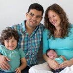 Mompreneur zwei Kinder Mama Ocllo Babymode