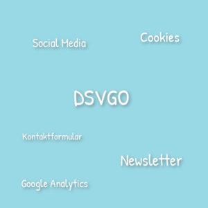 DSVGO Datenschutz Mama Ocllo