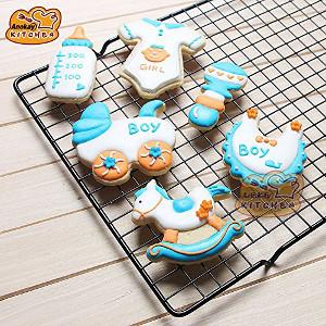 Babyshower_In 6 Schritten zur perfekten Babyparty_Ausstecher Baby Kekse