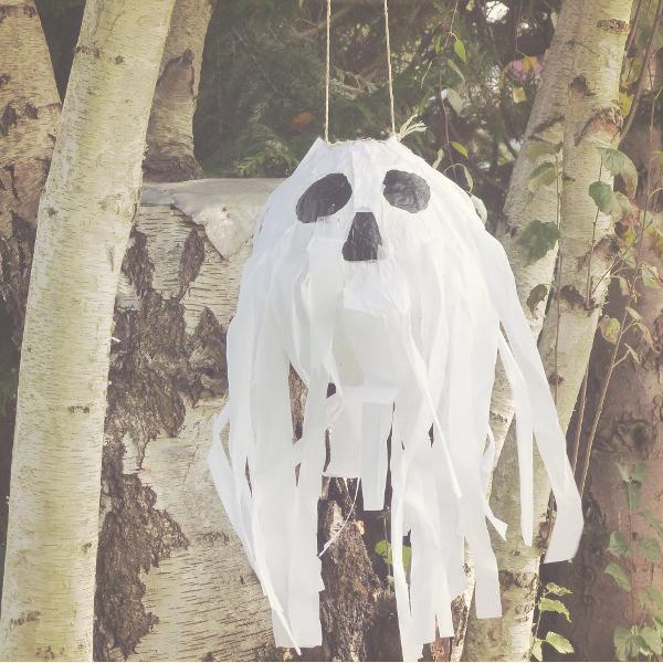 Kindergeburtstag Mottoparty Gespenster Geister (4r)