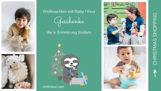 DIY Weihnachtssterne_Weihnachtsgeschenke für Babys_ChillnFeel