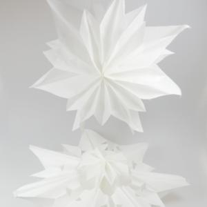 DIY Weihnachtssterne kinderleicht wunderschön (1)