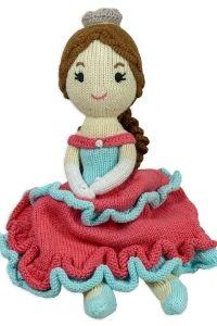Chill n Feel - Die erste Puppe_Prinzessin_Stoffpuppe