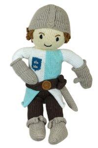 Die erste Puppe_Puppe für Junge_Ritter