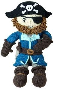 Die erste Puppe für Jungs_Pirat