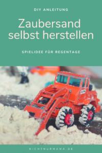 Zaubersand selbst herstellen_DIY Mondsand_Kinetischer Sand_nichtnurmama.de