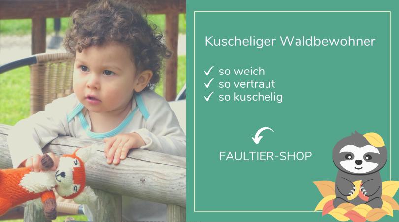Zeckenschutz für Kinder_Fuchs_Waldbewohner_ChillnFeel