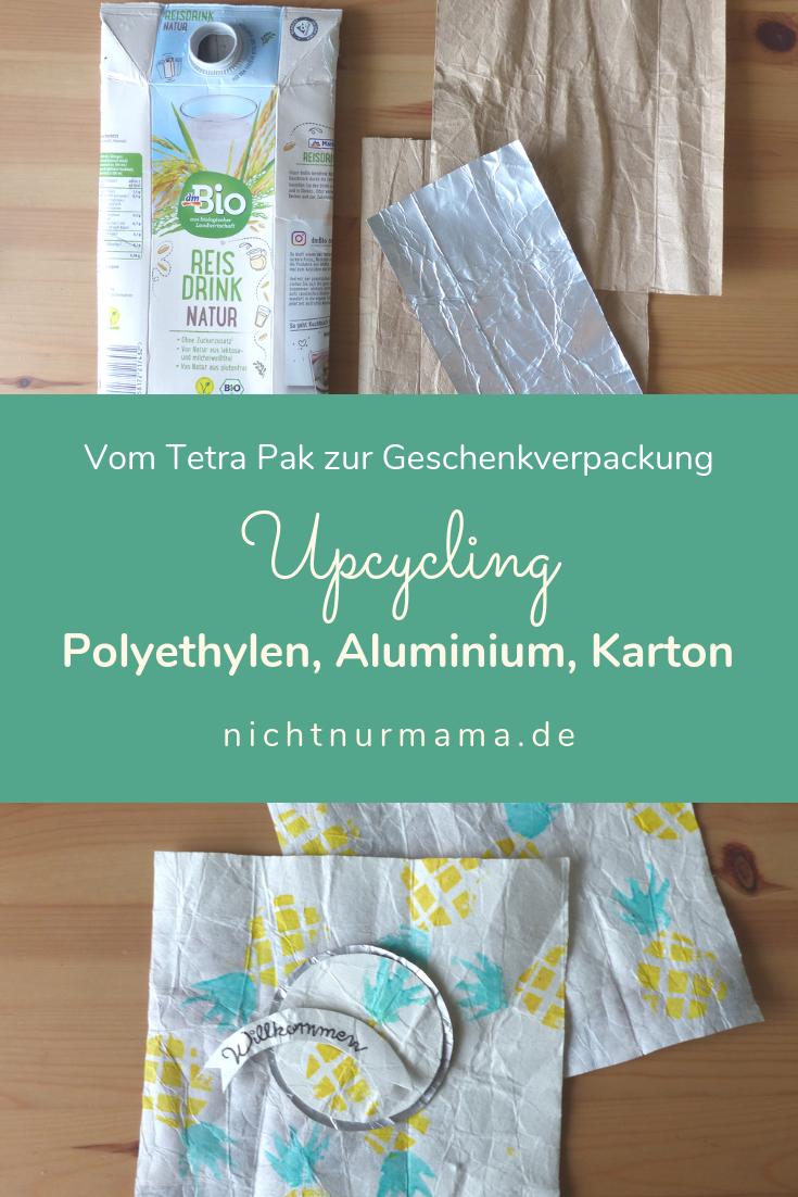 Baby Geschenke nachhaltig einpacken