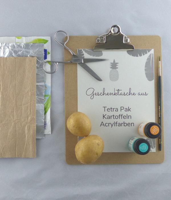 Baby Geschenke nachhaltig einpacken_Upcycling Tetra Pak_Nichtnurmama.de (2)