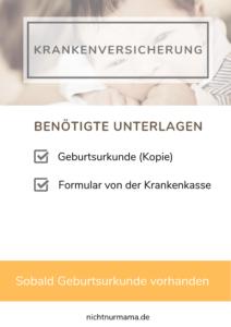 Baby bei der Krankenkasse anmelden_nichtnurmama (2)