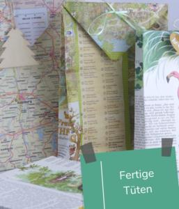DIY Geschenktüte aus Zeitungen_nichtnurmama (1)
