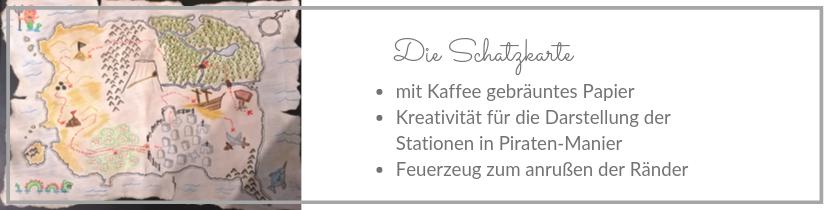Die Schatzkarte_Piraten Party_nichtnurmama