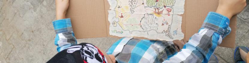 Piratenparty zum 6. Kindergeburtstag_nichtnurmama
