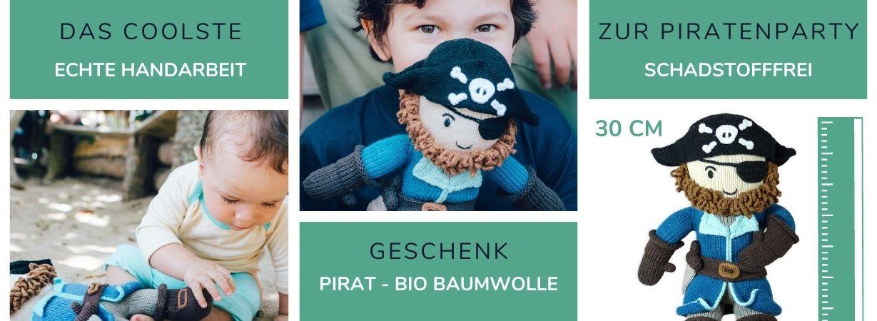 Geschenk zur Piratenparty