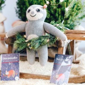 Faultier Geschenke_nachhaltig_Weihnachten_nichtnurmama
