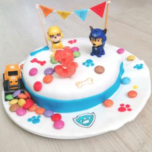 Paw Patrol Torte zum Kindergeburtstag_Mottoparty
