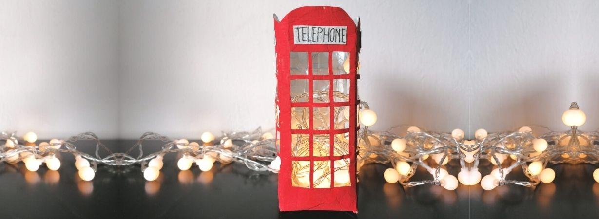 Upcycling Ideen_Telefonzelle aus Tetra Pak